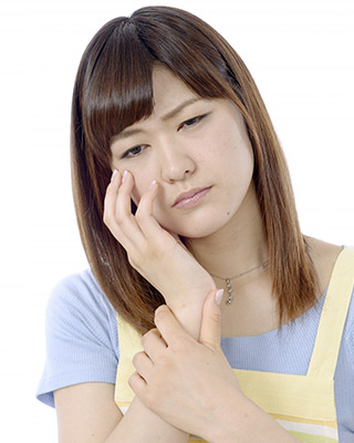 顎関節症:このような顎関節の不調にお悩みではありませんか?