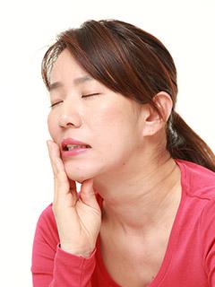 顎関節症施術