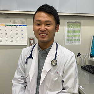 皮膚科、整形外科医師 桝 充喜 先生