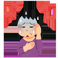 バレ・リュウー症状型(後部交感神経症候群)