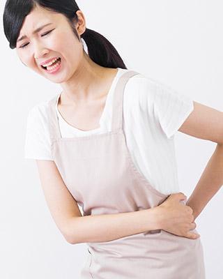 腰痛:あなたはこのようなお体の不調はありませんか?